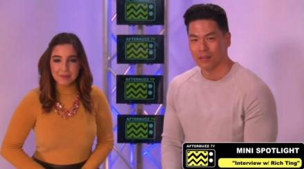 Afterbuzz TV: Rich Ting Interview