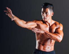 Rich Ting: Onwards and Upwards with Warrior: Kung Fu Magazine