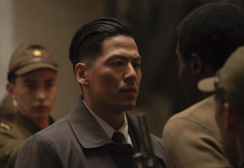 Actor Rich Ting Is Ditching The Dojo For A 'High Castle': CharacterMedia
