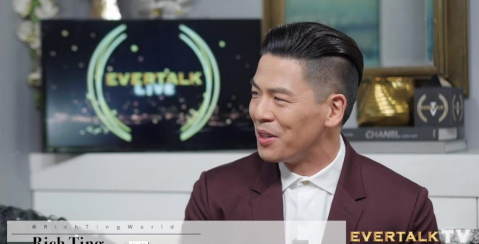 Rich Ting Actor and Martial Arts Expert: Ever Talk TV